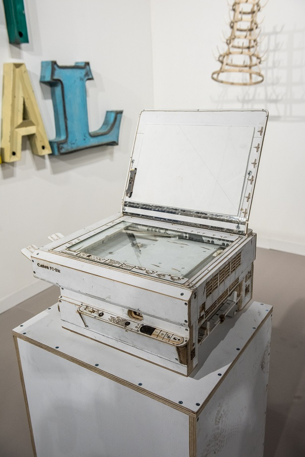 Photocopier by Tom Sachs